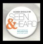women should be seen & heard